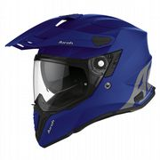 Airoh Commander Adventure Helmet Matt Blue
